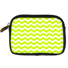 Chevron Background Patterns Digital Camera Cases