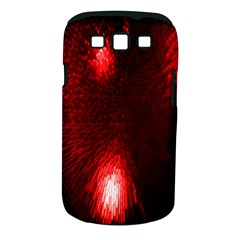 Box Lights Red Plaid Samsung Galaxy S Iii Classic Hardshell Case (pc+silicone) by Mariart