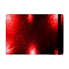 Box Lights Red Plaid Ipad Mini 2 Flip Cases by Mariart