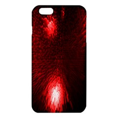 Box Lights Red Plaid Iphone 6 Plus/6s Plus Tpu Case by Mariart