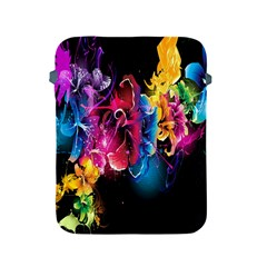 Abstract Patterns Lines Colors Flowers Floral Butterfly Apple Ipad 2/3/4 Protective Soft Cases by Mariart