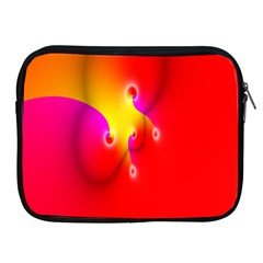 Complex Orange Red Pink Hole Yellow Apple Ipad 2/3/4 Zipper Cases by Mariart