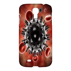 Cancel Cells Broken Bacteria Virus Bold Samsung Galaxy S4 I9500/i9505 Hardshell Case by Mariart