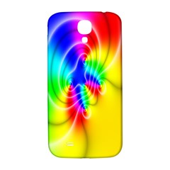Complex Orange Red Pink Hole Yellow Green Blue Samsung Galaxy S4 I9500/i9505  Hardshell Back Case by Mariart