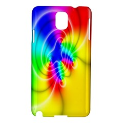 Complex Orange Red Pink Hole Yellow Green Blue Samsung Galaxy Note 3 N9005 Hardshell Case by Mariart