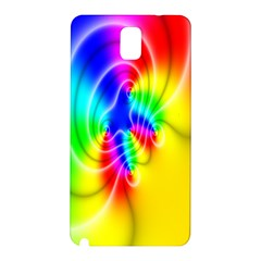 Complex Orange Red Pink Hole Yellow Green Blue Samsung Galaxy Note 3 N9005 Hardshell Back Case by Mariart