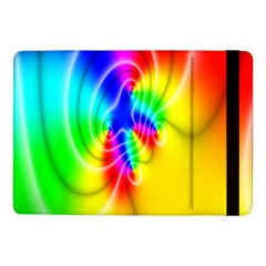 Complex Orange Red Pink Hole Yellow Green Blue Samsung Galaxy Tab Pro 10 1  Flip Case by Mariart