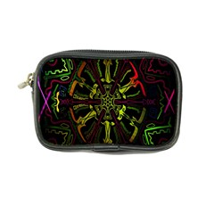 Inner Peace Star Space Rainbow Coin Purse by Mariart
