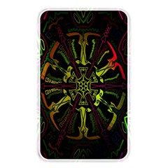 Inner Peace Star Space Rainbow Memory Card Reader by Mariart