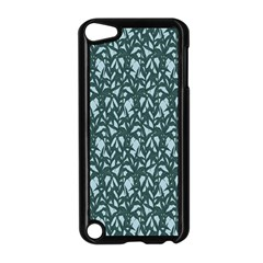 Interstellar Blog Tree Leaf Grey Apple Ipod Touch 5 Case (black) by Mariart