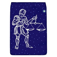 Libra Zodiac Star Flap Covers (l)  by Mariart