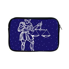Libra Zodiac Star Apple Ipad Mini Zipper Cases