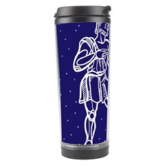 Libra Zodiac Star Travel Tumbler by Mariart