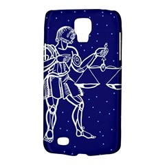 Libra Zodiac Star Galaxy S4 Active by Mariart