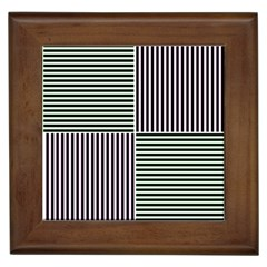 Mccollough Test Image Colour Effec Line Framed Tiles by Mariart