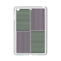 Mccollough Test Image Colour Effec Line Ipad Mini 2 Enamel Coated Cases by Mariart