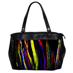 Multicolor Lineage Tracing Confetti Elegantly Illustrates Strength Combining Molecular Genetics Micr Office Handbags (2 Sides)  by Mariart