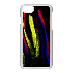 Multicolor Lineage Tracing Confetti Elegantly Illustrates Strength Combining Molecular Genetics Micr Apple Iphone 7 Seamless Case (white)