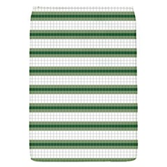 Plaid Line Green Line Horizontal Flap Covers (s)  by Mariart