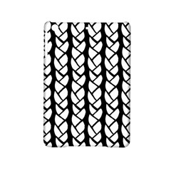 Ropes White Black Line Ipad Mini 2 Hardshell Cases by Mariart