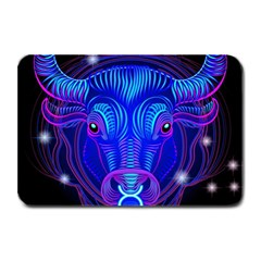 Sign Taurus Zodiac Plate Mats by Mariart