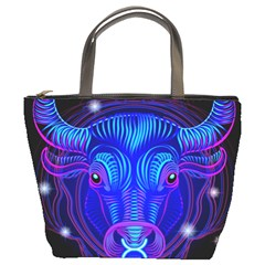 Sign Taurus Zodiac Bucket Bags by Mariart