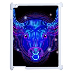 Sign Taurus Zodiac Apple Ipad 2 Case (white) by Mariart