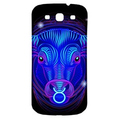 Sign Taurus Zodiac Samsung Galaxy S3 S Iii Classic Hardshell Back Case by Mariart
