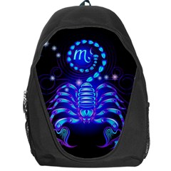Sign Scorpio Zodiac Backpack Bag by Mariart