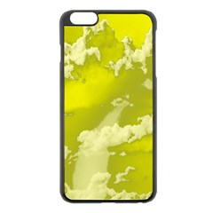 Sky Apple Iphone 6 Plus/6s Plus Black Enamel Case by ValentinaDesign