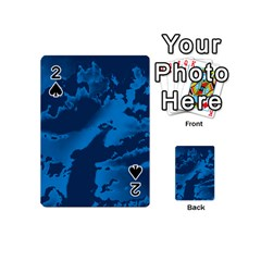 Sky Playing Cards 54 (mini)  by ValentinaDesign