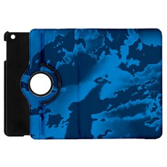 Sky Apple Ipad Mini Flip 360 Case by ValentinaDesign