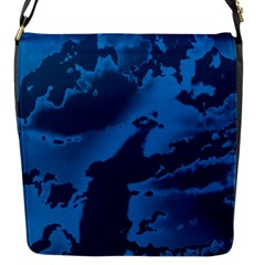 Sky Flap Messenger Bag (s) by ValentinaDesign