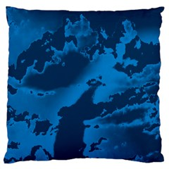 Sky Standard Flano Cushion Case (one Side) by ValentinaDesign
