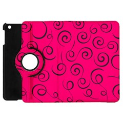 Pattern Apple Ipad Mini Flip 360 Case by ValentinaDesign