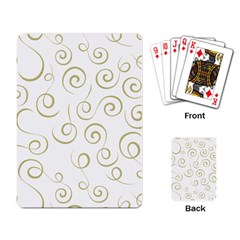 Pattern Playing Card by ValentinaDesign