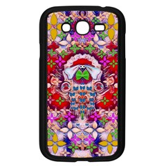 Hawaiian Poi Cartoon Dog Samsung Galaxy Grand Duos I9082 Case (black) by pepitasart