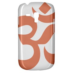 Hindu Om Symbol (salmon) Galaxy S3 Mini by abbeyz71