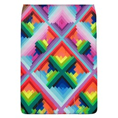 Rainbow Chem Trails Flap Covers (l)  by Nexatart