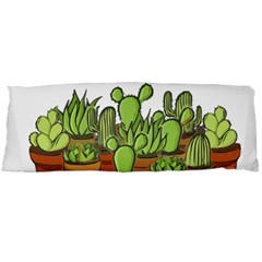 Cactus   Dont Be A Prick Body Pillow Case (dakimakura)