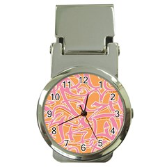 Abc Graffiti Money Clip Watches