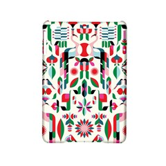 Abstract Peacock Ipad Mini 2 Hardshell Cases