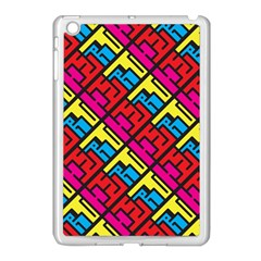 Hert Graffiti Pattern Apple Ipad Mini Case (white)