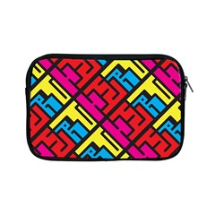 Hert Graffiti Pattern Apple Ipad Mini Zipper Cases
