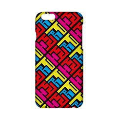 Hert Graffiti Pattern Apple Iphone 6/6s Hardshell Case by Nexatart
