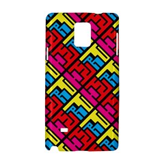 Hert Graffiti Pattern Samsung Galaxy Note 4 Hardshell Case