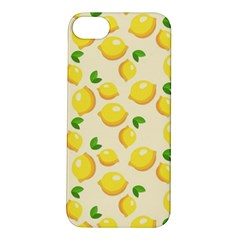 Lemons Pattern Apple Iphone 5s/ Se Hardshell Case