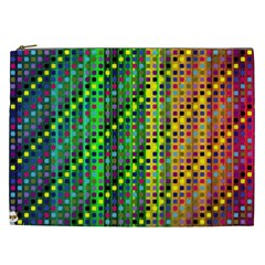 Patterns For Wallpaper Cosmetic Bag (xxl)  by Nexatart