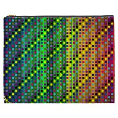 Patterns For Wallpaper Cosmetic Bag (xxxl)  by Nexatart