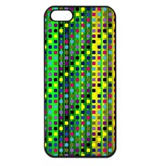 Patterns For Wallpaper Apple Iphone 5 Seamless Case (black) by Nexatart